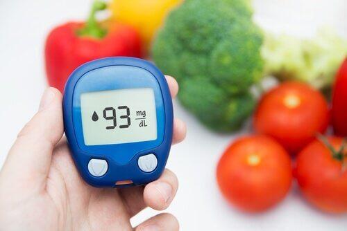 regularne sprawdzanie poziomu cukru i cholesterolu