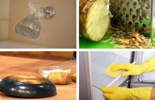 Czyszczenie – 10 rad jak odświeżyć stare rzeczy