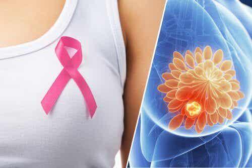 Rak piersi - 10 ostrzegawczych sygnałów