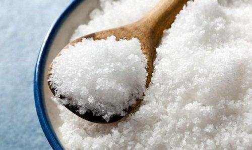 Sól - źródło jodu