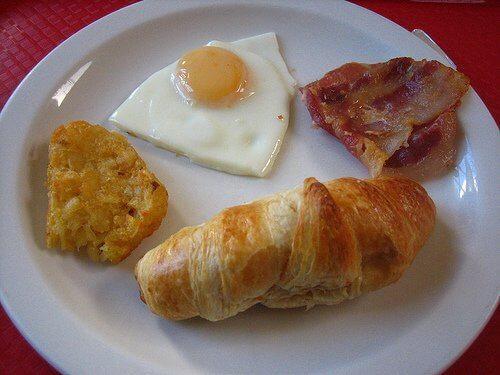 Tłuste śniadanie