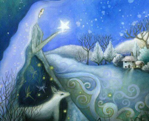 Zimowy sen
