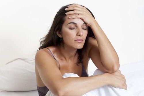 Rak piersi - zmęczenie jest jednym z jego objawów