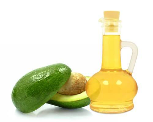 Awokado i oliwa z oliwek