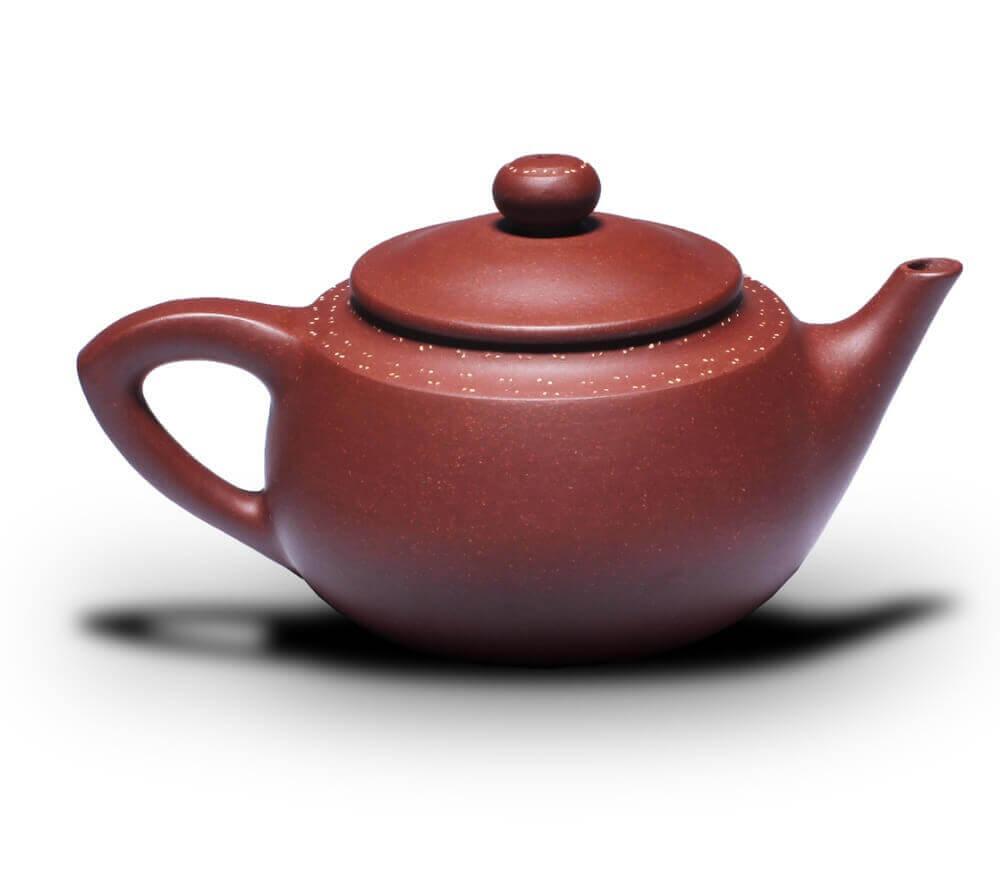 Gliniany czajnik