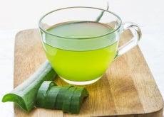 Aloes - leczniczy napój