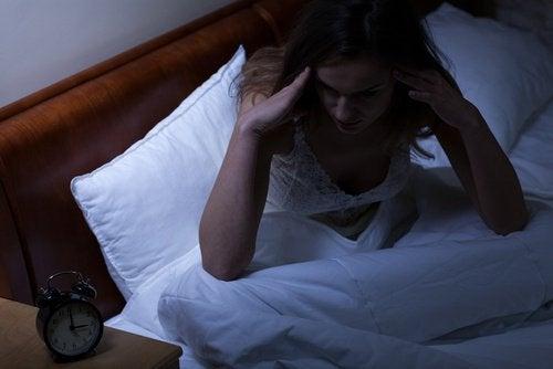 Demencja spowodowana niewyspaniem