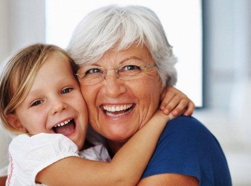 Opieka nad wnukiem
