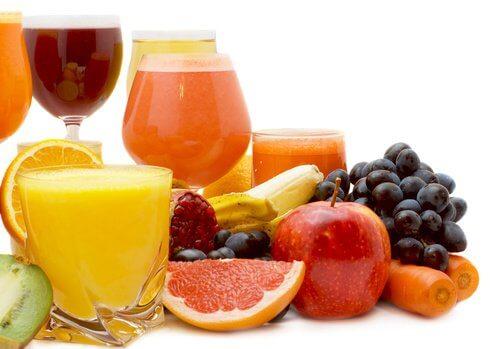 Owoce na soki