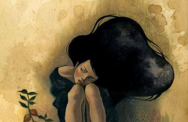 Kobieta, ludzie, którzy nas ranią