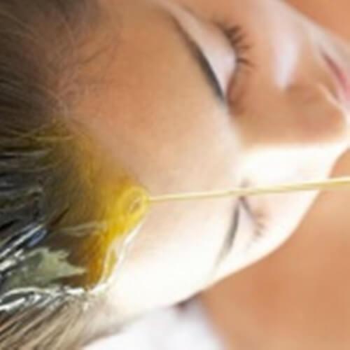 Olejki na zniszczone włosy