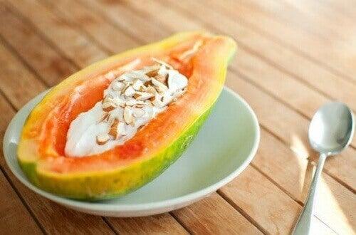 Papaja - owoc zwalczający stany zapalne