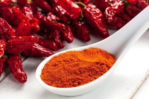 Papryka Cayenne - naturalny antybiotyk