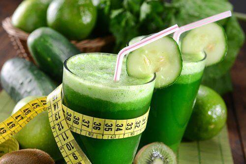 Zielony sok zanim zaczniesz trening