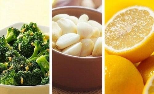 Składniki ważne w diecie anemików