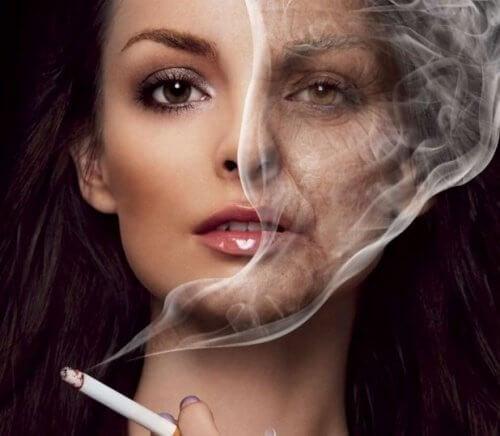 Palenie i starzenie