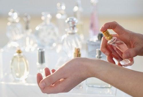 Piękne zapachy