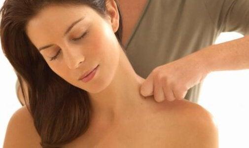 Relaksacyjny masaż