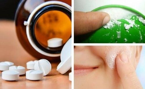 Aspiryna w kosmetyce