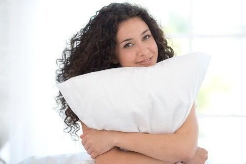 Czysta poduszka