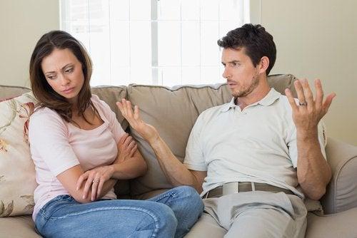 Kłótnie - sygnał, że związek się rozpada