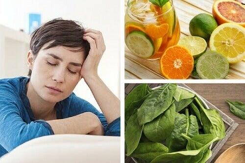 Niedobór witamin to jedna z przyczyn zmęczenia!