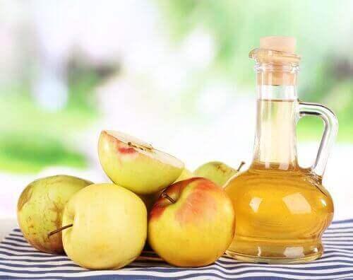 Ocet jabłkowy pomocny, gdy atakuje grzybica
