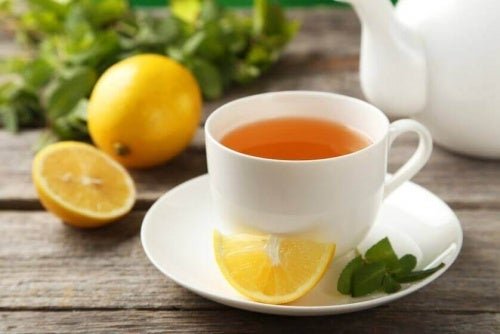 Oczyszczanie organizmu zieloną herbatą
