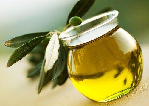 Odżywcza oliwa z oliwek
