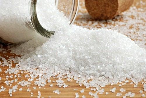 Rozsypana sól