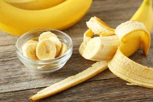 Skórki z banana - nieznane zastosowania