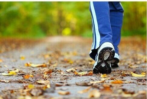 Spacer - aktywność fizyczna pomocna na zaparcia