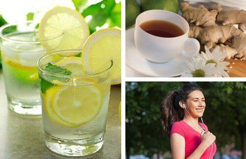 Utrata wagi: zdrowe nawyki