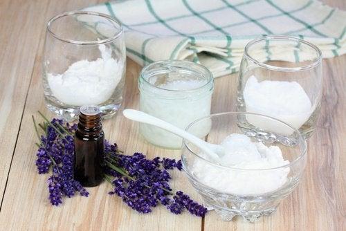 Środki czyszczące - dezodorant
