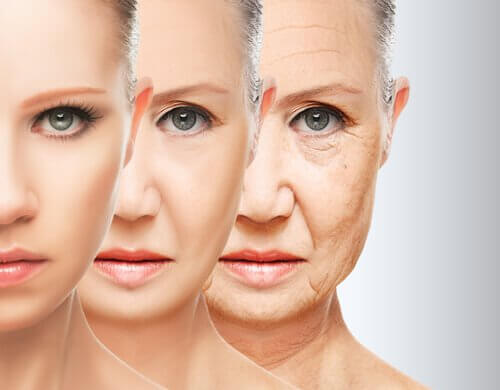 Zmarszczki i starzenie