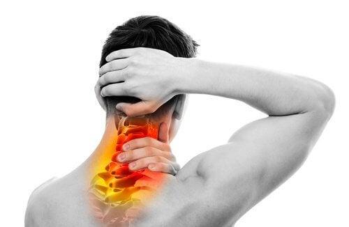 Ból szyjnego odcinka kręgosłupa