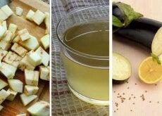 Bakłażan z cytryną