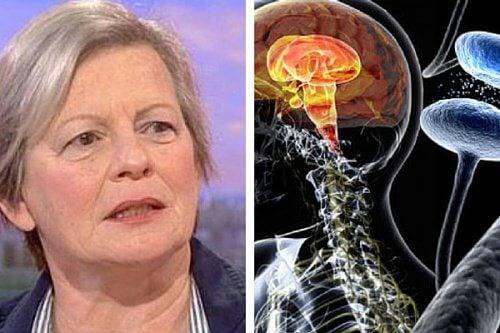 Kobieta, która twierdzi, że potrafi wyczuć chorobę Parkinsona