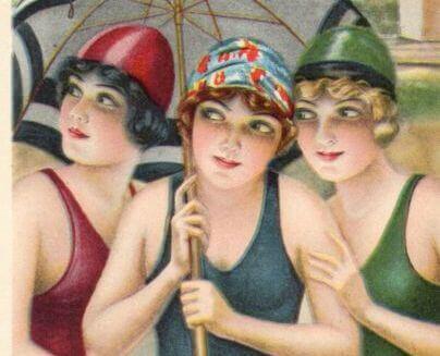 kobiety-w-stroju-kąpielowym