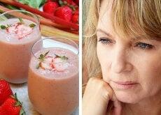 Koktajl łagodzący objawy menopauzy