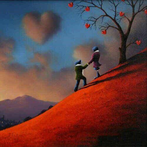Miłość to nie tylko słowa, ale i czyny