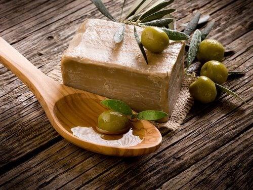 Naturalne mydło oliwkowe