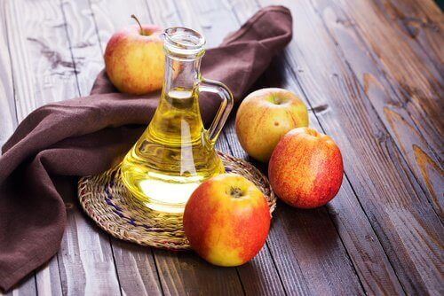 Ocet jabłkowy w okresie menopauzy