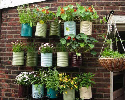 Ogródek na balkonie - kilka pomysłów