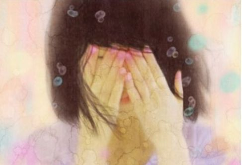 Płacz dziewczyny