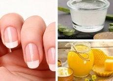 Piękne zdrowe paznokcie
