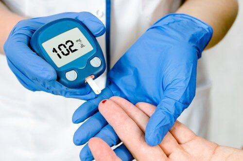 Poziom glukozy we krwi