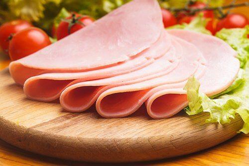 Przetworzone mięso - wędlina