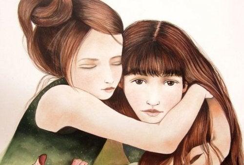 Siostry to nawet więcej niż przyjaciółki