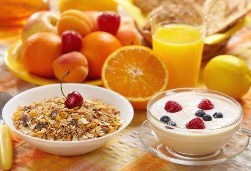 śniadanie dodające energii